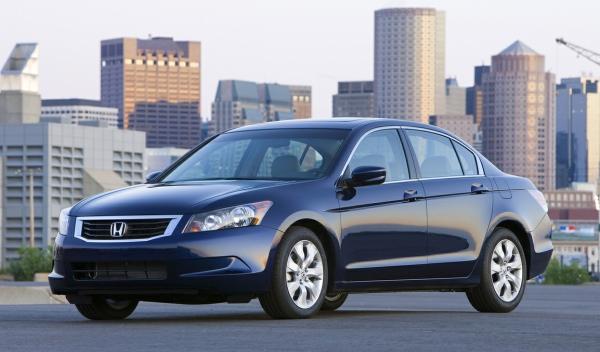 Honda Accord, uno de los afectados por la retirada de coches del mercado chino