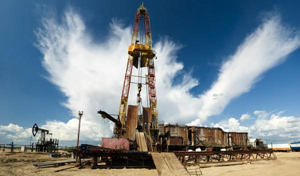 Pozos de petróleo
