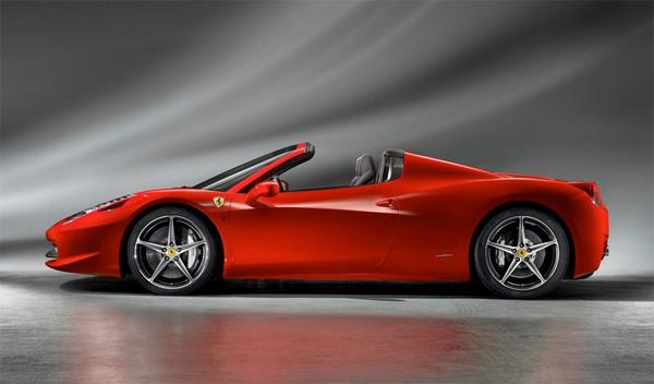 Precio Ferrari 458 Spider