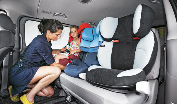 Race pone a prueba diez sillas infantiles para coche - Comparativa sillas de coche ...