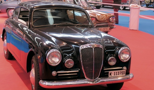 Lancia-Aurelia