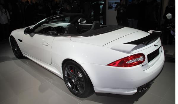 Jaguar XK-R Convertible
