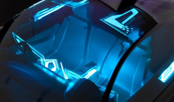 Nuevas posibilidades de iluminación en el habitáculo