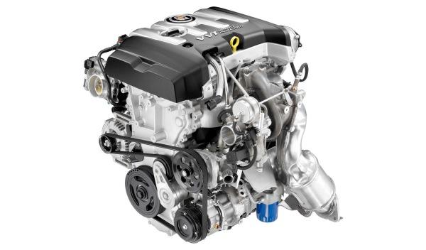 Motor Cadillac ATS