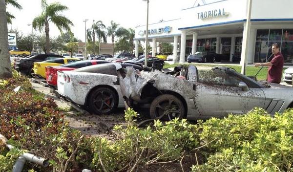 accidente Chevrolet