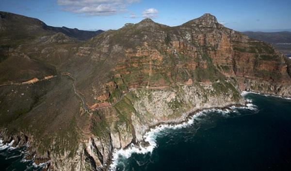 Chapman's Peak Drive, una de las carreteras más bonitas del mundo, en África