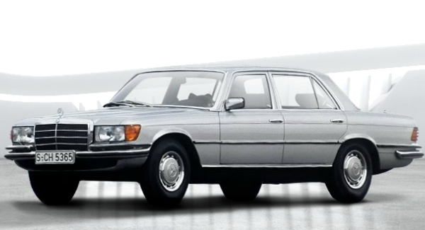 Mercedes 450