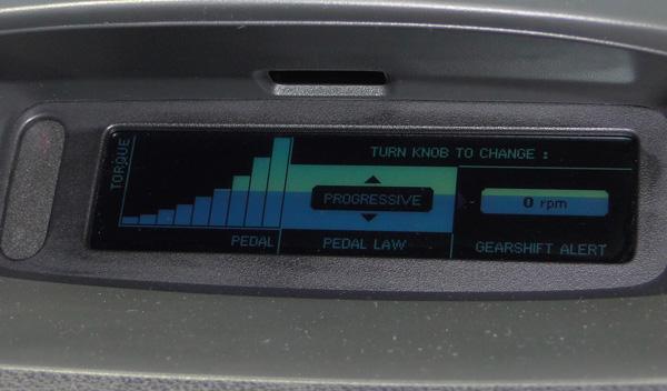 Progressive Mode Mégane RS