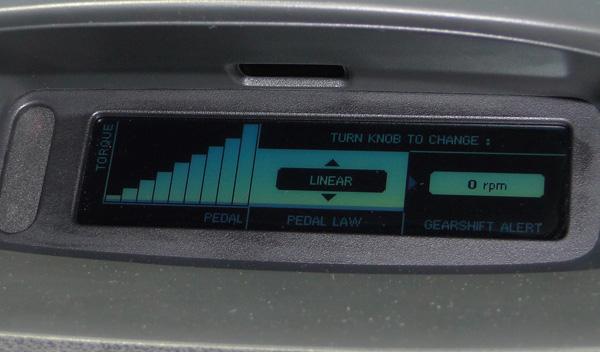 Linear Mode Mégane RS