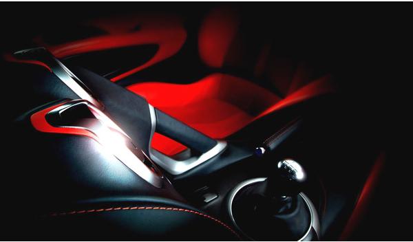 Interior SRT Viper 2013