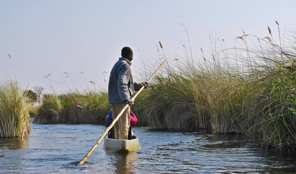 Rio Chobe, Botsuana