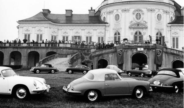 Club Porsche 60 años