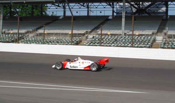 Clásicos en pista de las 500 Millas de Indianápolis