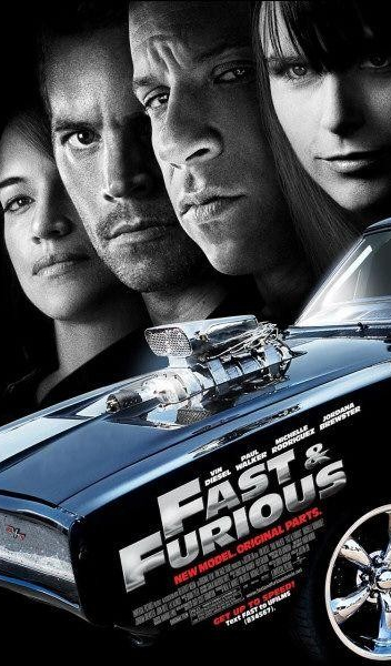 Cartel The fast and the furious