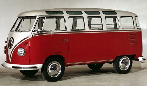 VW Samba Bus 1951