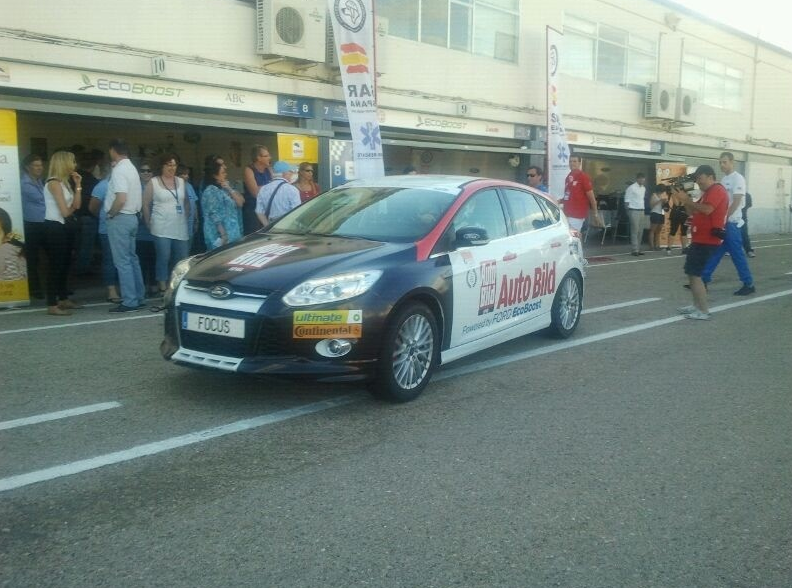 24 horas ford 2012