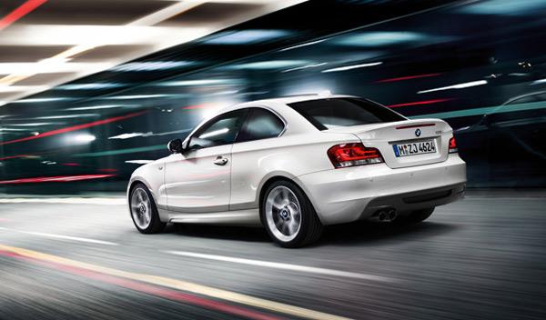 BMW Serie 1 Coupé M Sport Edition