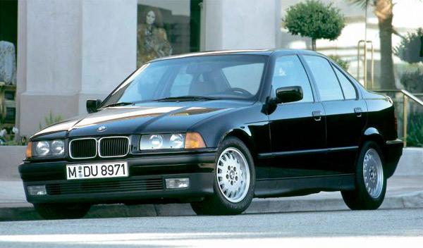 BMW 320i por un dólar