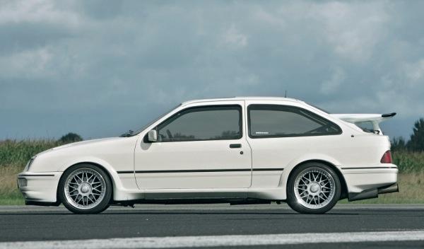 Ford Sierra Cosworth perfil