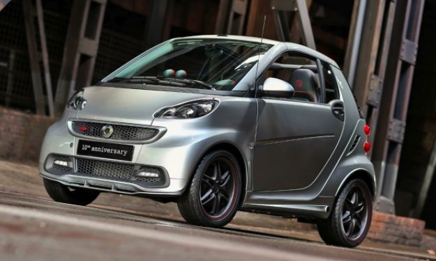 smart coupe