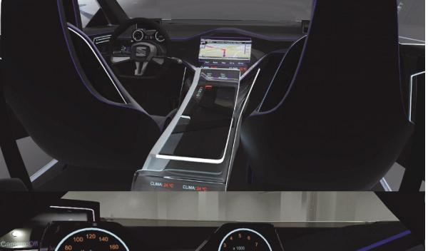 Interior Seat Tecno