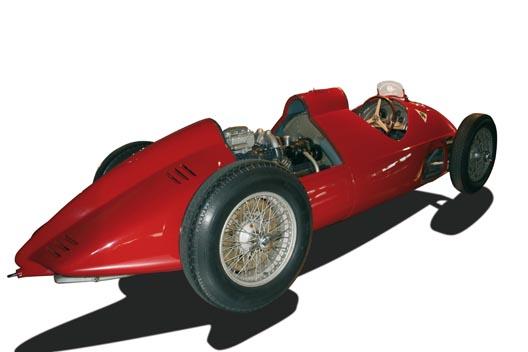 Alfa Romeo 512: el primer fórmula con motor central.
