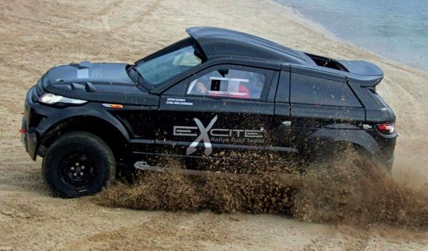 Range_Rover_Evoque_preparado para el Dakar