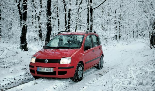 Fiat Panda II