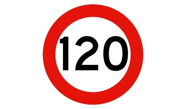 señal 120