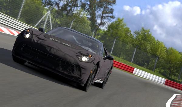 Chevrolet Corvette 7 en Gran Turismo 5