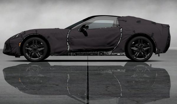 Prototipo Chevrolet Corvette