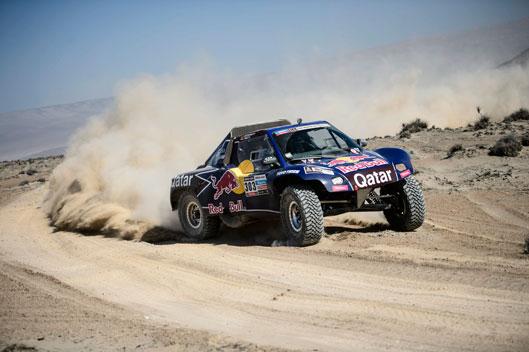 Carlos Sainz Rally Dakar 2013