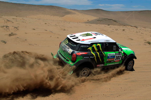 Rally Dakar 2013 Stephane Peterhansel