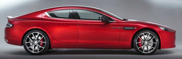 Aston Martin Rapide lateral