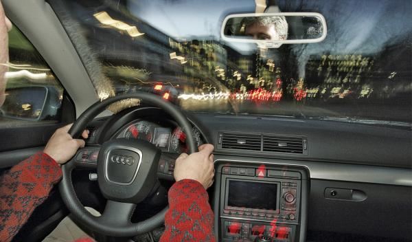 Efectos adversos de los medicamentos en la conducción