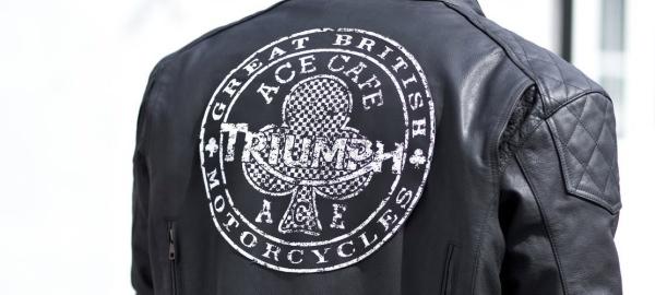 Ropa Triumph Ace Cafe