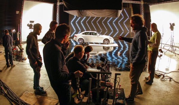 Top Gear Lexus IS 300h