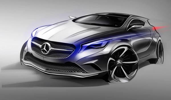 Mercedes Clase A Concept