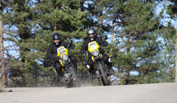 X rally costa brava motos