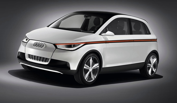 Prototipo del Audi A2 EV de 2011
