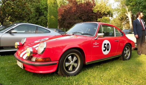 Porsche 911 Autobello Madrid