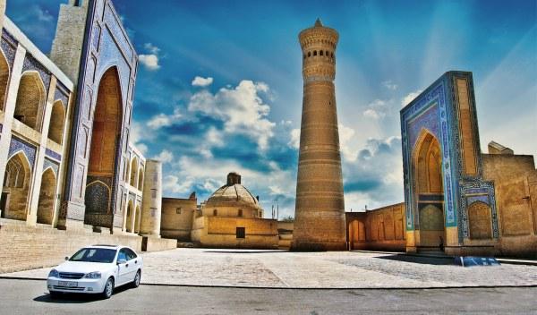 Uzbekistan chevrolet