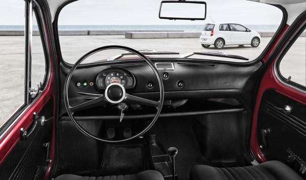 último seat 600 fabricado interior