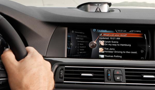 Bmw Connecteddrive Usa >> BMW ConnectedDrive: conducir conectado al mundo ...