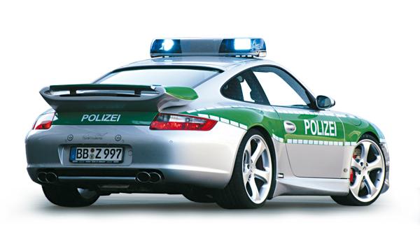 911 policia alemana