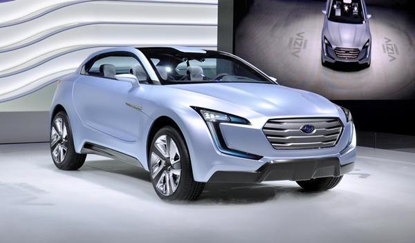 Subaru VIZIV Concept Frankfurt