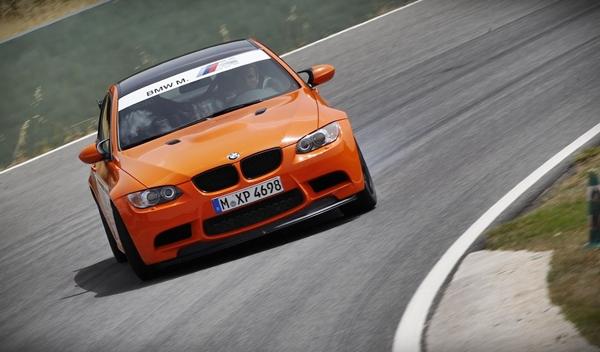 BMW M3 GTS, de cambio secuencial