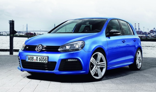 el volkswagen golf r vii ya es realidad. Black Bedroom Furniture Sets. Home Design Ideas