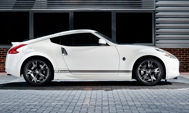 Nissan 370Z lateral