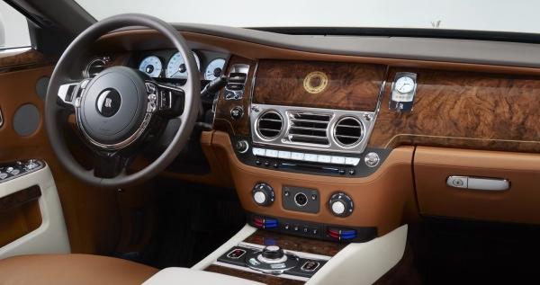 Rolls Royce Ghost Sunbird